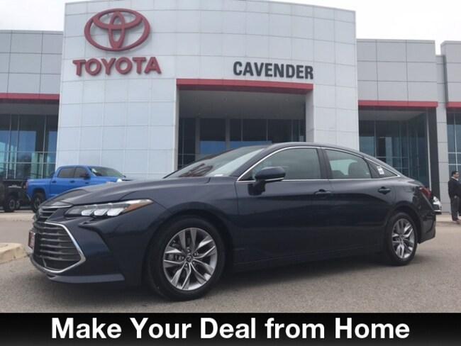 Used 2019 Toyota Avalon XLE Sedan San Antonio