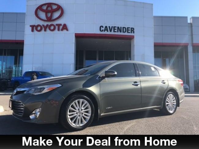 Used 2013 Toyota Avalon Hybrid Limited Sedan San Antonio