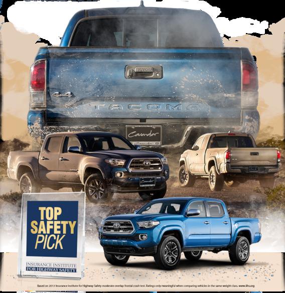 Toyota San Antonio Tx >> Toyota Tacoma Deals In San Antonio Tx Cavender Toyota Serving Seguin
