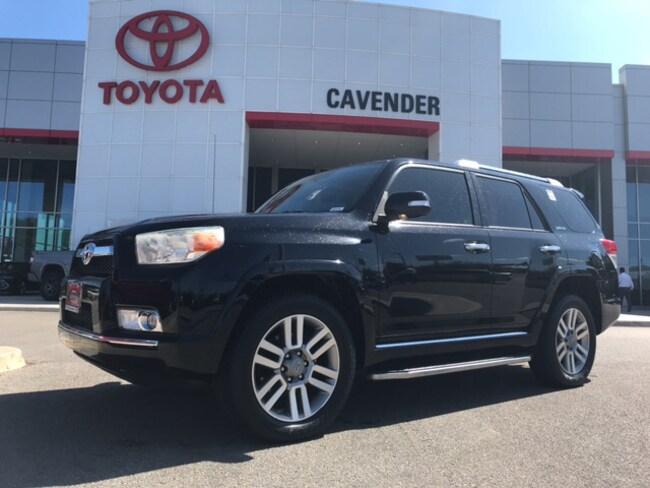 Used 2013 Toyota 4Runner Limited SUV San Antonio