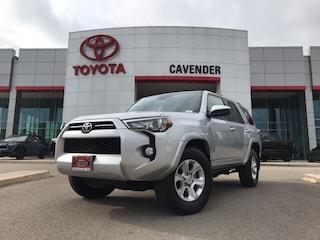 Used 2020 Toyota 4Runner SR5 SUV in San Antonio, TX