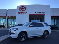 Used 2015 Toyota 4Runner Limited SUV in San Antonio, TX