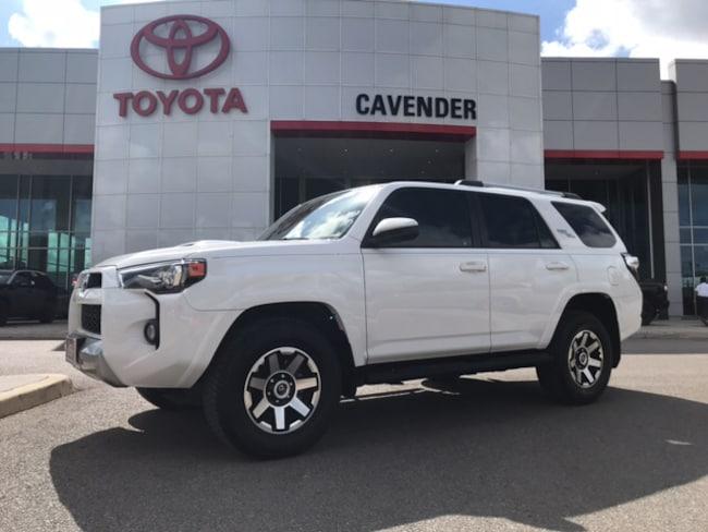 Used 2017 Toyota 4Runner TRD Off Road SUV San Antonio