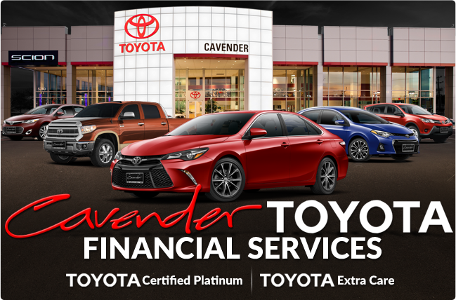 Cavender Toyota San Antonio >> Toyota Financial Services at Cavender Toyota in San ...
