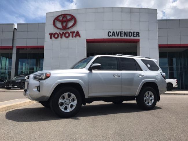 Used 2019 Toyota 4Runner SR5 SUV San Antonio