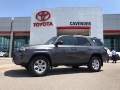 Used 2019 Toyota 4Runner SR5 SUV near Seguin, TX