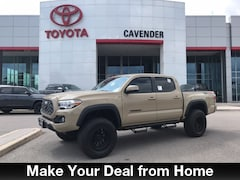 New 2020 Toyota Tacoma TRD Off Road V6 Truck Double Cab in San Antonio, TX
