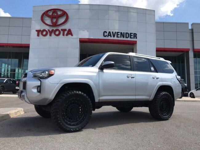 Used 2017 Toyota 4Runner SR5 SUV San Antonio