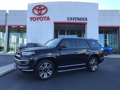 Used 2018 Toyota 4Runner Limited SUV in San Antonio, TX