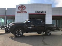 Used 2017 Toyota Tacoma Limited Truck Double Cab in San Antonio, TX