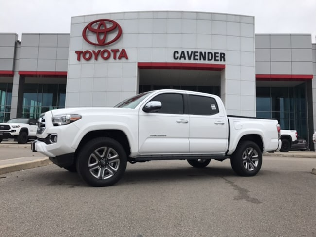 Used 2019 Toyota Tacoma Limited Truck Double Cab San Antonio