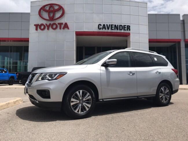 Used 2019 Nissan Pathfinder SV SUV San Antonio