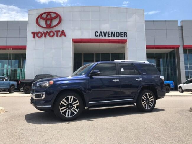 Used 2018 Toyota 4Runner Limited SUV San Antonio