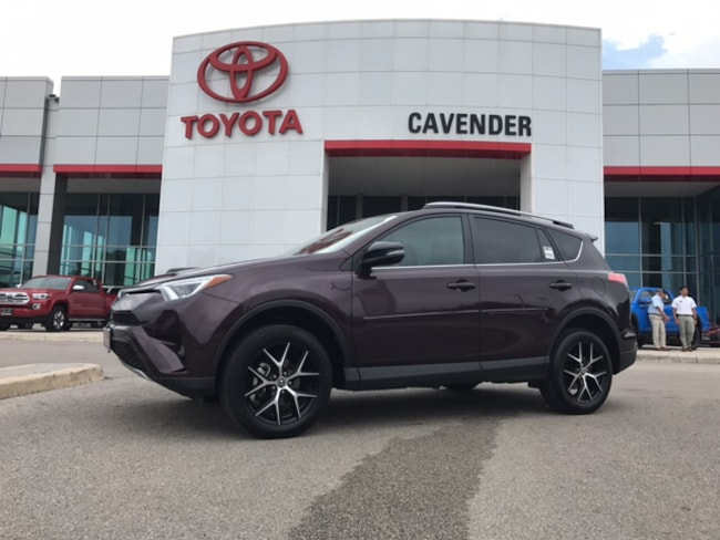 Used 2017 Toyota RAV4 SE SUV San Antonio