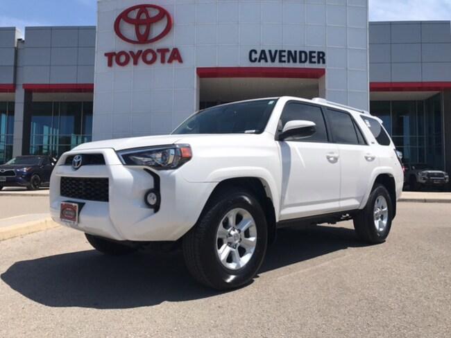 Used 2018 Toyota 4Runner SR5 SUV San Antonio