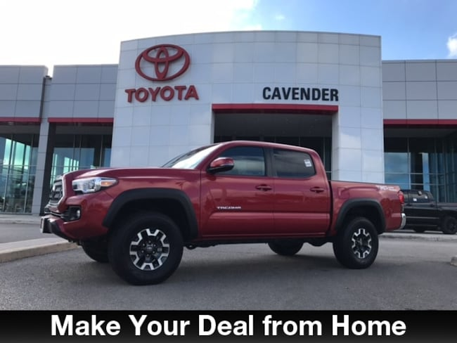 Used 2019 Toyota Tacoma TRD Off Road Truck Double Cab San Antonio