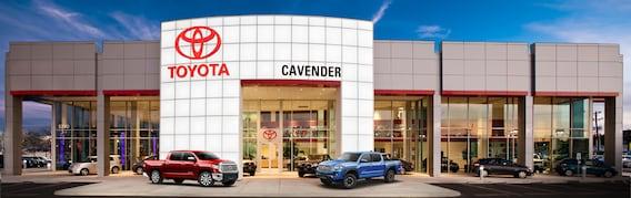 Toyota Dealership San Antonio Tx >> Toyota Dealership Near Me Directions To Cavender Toyota