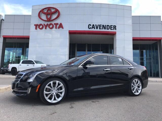 Cadillac San Antonio >> Used 2018 Cadillac Ats Premium Performance For Sale In San Antonio Tx Vin 1g6ad5ss3j0168076