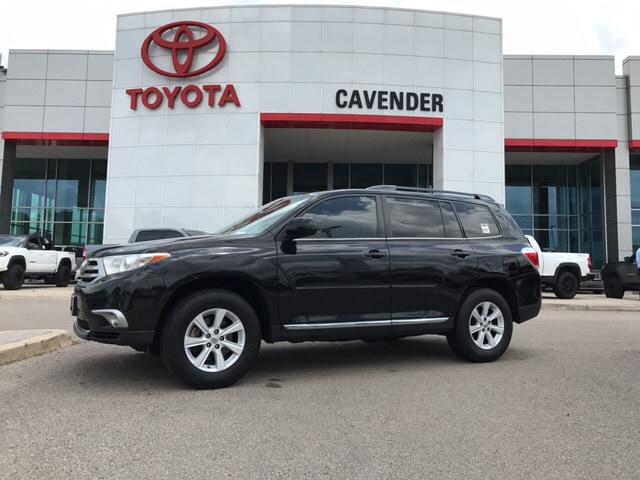 Toyota San Antonio Tx >> Used 2013 Toyota Highlander Plus For Sale In San Antonio Tx Vin 5tdzk3eh5ds091352