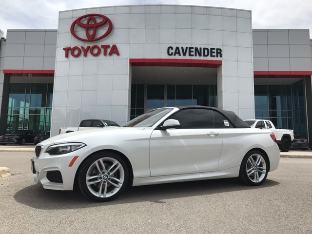 2016 BMW 228i Convertible
