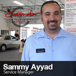 Meet Our Parts And Service Staff At Cavender Toyota In San