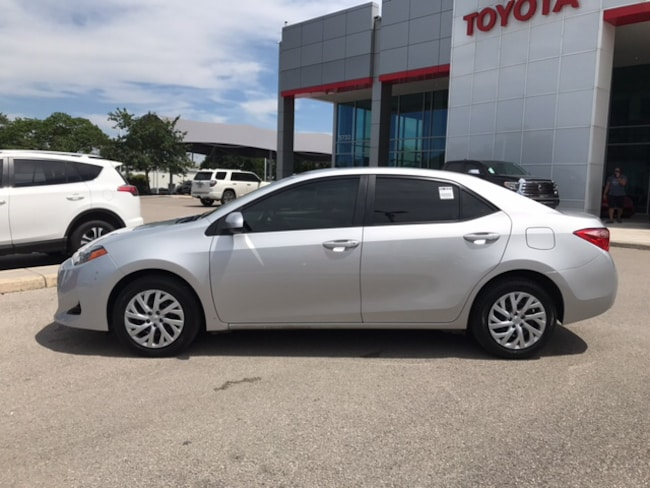 Certified 2018 Toyota Corolla Le For Sale In San Antonio Tx Vin 5yfburhe8jp824949