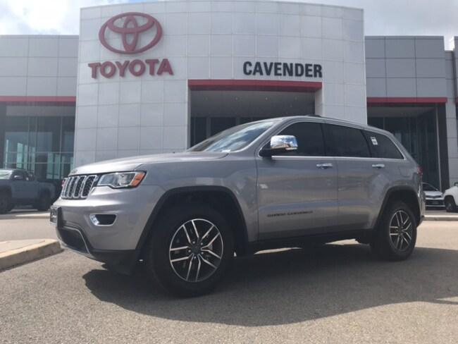Used 2019 Jeep Grand Cherokee Limited SUV San Antonio