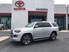 Used 2020 Toyota 4Runner Limited SUV in San Antonio, TX
