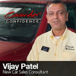 Meet The Team At Cavender Toyota New And Used Cars In
