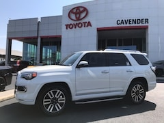 Used 2019 Toyota 4Runner Limited SUV in San Antonio, TX