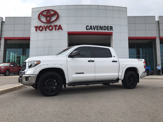 Certified 2019 Toyota Tundra Sr5 Tss Off Road For Sale In San