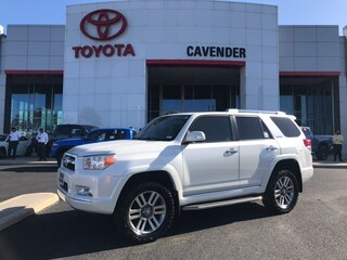 Used 2013 Toyota 4Runner Limited SUV in San Antonio, TX