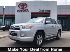 Used 2013 Toyota 4Runner SR5 SUV in San Antonio, TX