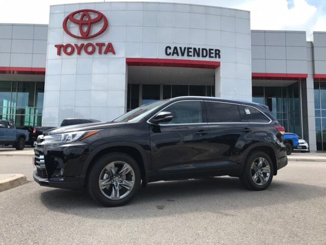 Used 2017 Toyota Highlander Limited Platinum SUV San Antonio