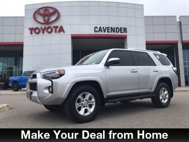 Used 2016 Toyota 4Runner SR5 SUV San Antonio