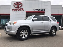 Used 2012 Toyota 4Runner SR5 SUV in San Antonio, TX