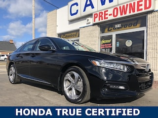 Used 2018 Honda Accord EX-L 2.0T Sedan JA035582 in Port Huron, MI
