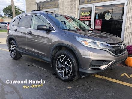 Featured Used 2016 Honda CR-V SE SUV for sale in Port Huron, MI