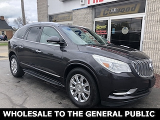 Used 2013 Buick Enclave Premium Group SUV DJ155434 in Port Huron, MI