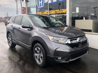 New 2019 Honda CR-V EX AWD SUV 2HKRW2H53KH641764 in Port Huron, MI
