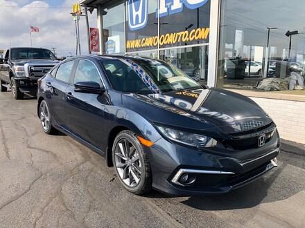 Featured New 2020 Honda Civic EX-L Sedan for sale in Port Huron, MI