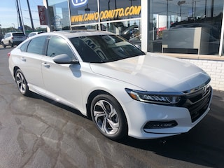 New 2019 Honda Accord EX Sedan 1HGCV1F48KA168448 in Port Huron, MI
