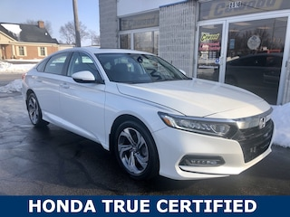 Used 2018 Honda Accord EX-L 2.0T Sedan JA003804 in Port Huron, MI