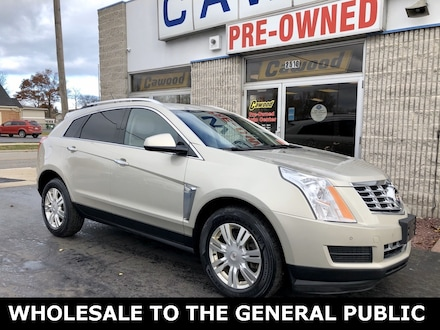 Featured Used 2013 CADILLAC SRX Luxury SUV for sale in Port Huron, MI