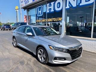 New 2020 Honda Accord EX 1.5T Sedan 1HGCV1F46LA074568 in Port Huron, MI