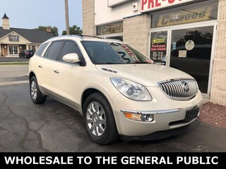 Used 2012 Buick Enclave Leather Group SUV PL588A in Port Huron, MI