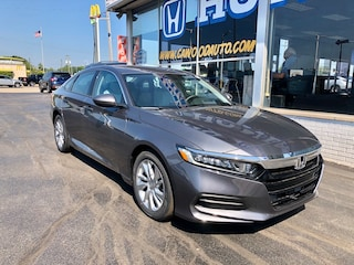 New 2020 Honda Accord LX 1.5T Sedan 1HGCV1F13LA083055 in Port Huron, MI
