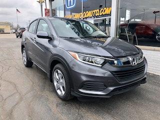 New 2020 Honda HR-V LX AWD SUV 3CZRU6H33LG703244 in Port Huron, MI
