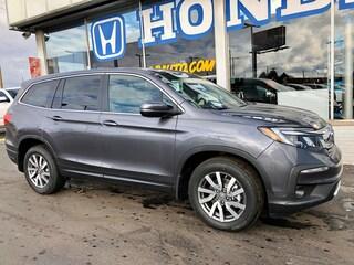 New 2020 Honda Pilot EX-L AWD SUV 5FNYF6H51LB005217 in Port Huron, MI