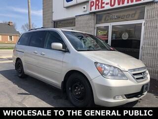 Used 2006 Honda Odyssey Touring Minivan/Van 6B501603 in Port Huron, MI
